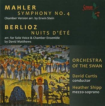 Mahler: Symphony No. 4 - Berlioz: Les nuits d'été