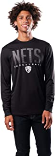 Ultra Game Men's Active Long Sleeve Tee Shirt