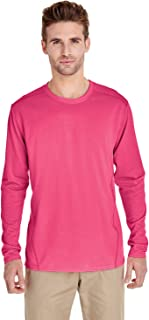 Gildan Men's Performance Side Seam Long-Sleeve T-Shirt