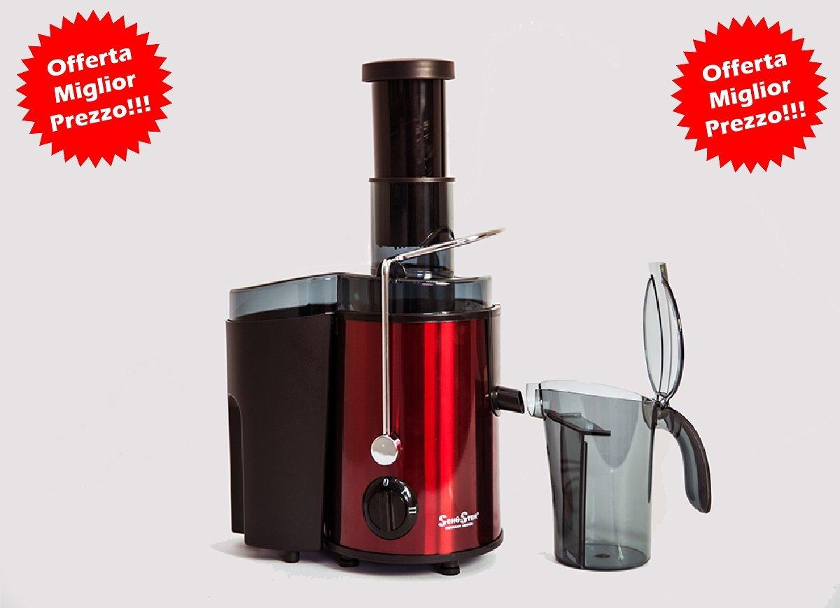 Centrifugador eléctrico para fruta y verdura, extractor de zumos ...