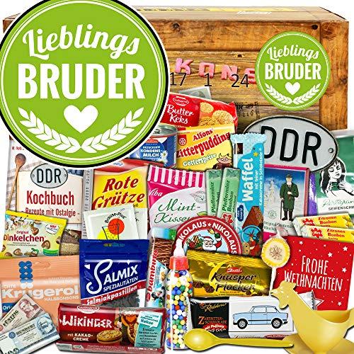 Lieblings - Bruder - Bruder / Advent Kalender DDR / DDR Weihnachtskalender Weihnachtskalender für Männer -