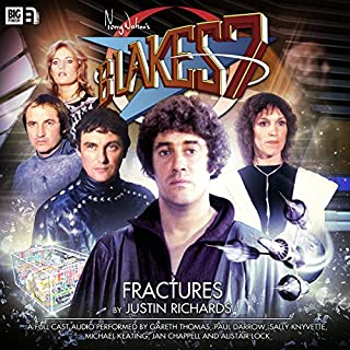 Blake's 7 1.1 Fractures cover art