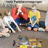 Willingood Mini Zauberwürfel 12 Stück 3*3*3cm Mitgebsel Kindergeburtstag Gastgeschenke für Weihnachten Reisespiele Kindergeburtstag Mädchen und Jungen - 3