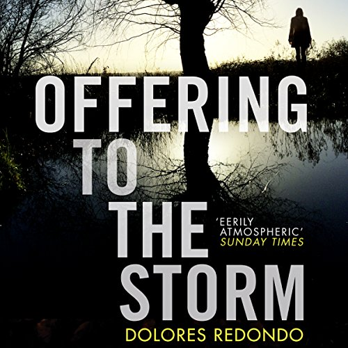 Offering to the Storm audiobook cover art