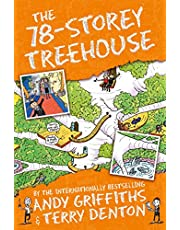 78-Storey Treehouse: The Treehouse Book 06