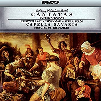 Bach: Cantatas - Coffee & Peasant