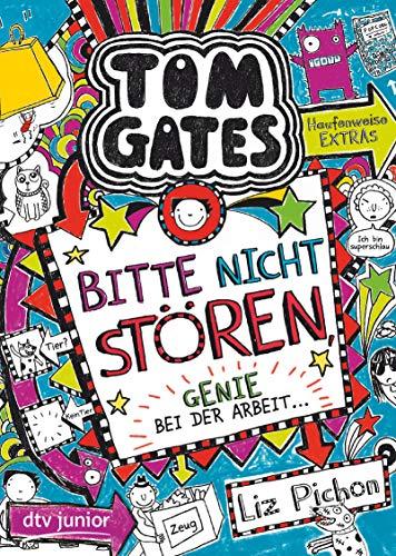 Tom Gates: Bitte nicht stören, Genie bei der Arbeit: Cooler Comicroman ab 9 (Die Tom Gates-Reihe, Band 8)