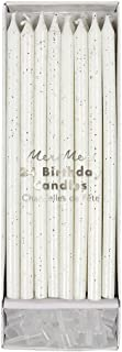 Best white sparkly candles Reviews