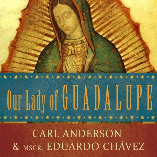 Our Lady of Guadalupe audiobook cover art
