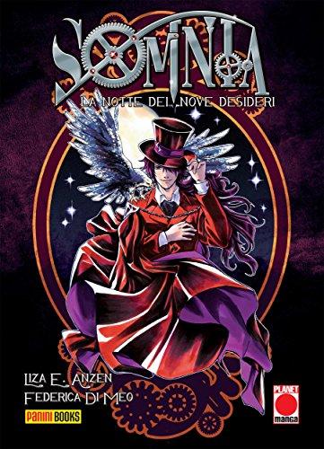 Somnia. La notte dei nove desideri (Planet manga) (Italian Edition)