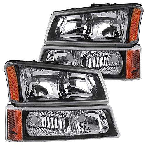 RXMOTOR headlights For Silverado