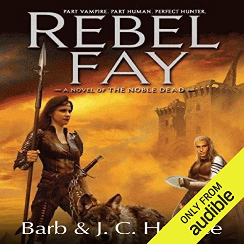 Rebel Fay audiobook cover art
