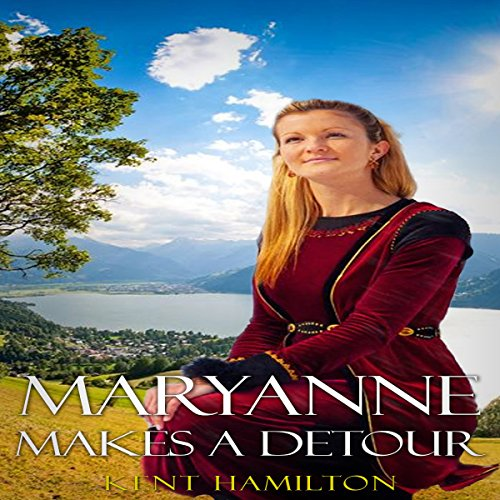 Maryanne Makes a Detour cover art