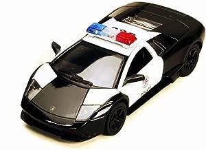 Collectable Diecast Lamborghini Murcielago LP640-4 1/36 Police Car
