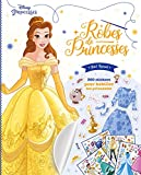 DISNEY PRINCESSES - 300 stickers pour habiller ta princesse