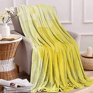 Home Funny Print Soft Cozy Lightweight Fleece Throw Blanket, 50