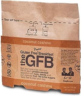 The Gfb, Power Breakfast Coconut Cashew, 2 Ounce