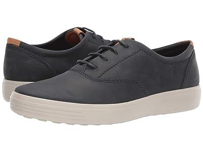 ECCO Soft 7 CVO Sneaker (Marine) Men