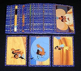 1993 Panini Disney's Aladdin Trading Card Set (100) Nm/Mt ^ Made in Canada