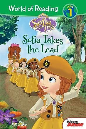 Sofia the First: Sofia Takes the Lead (World of Reading: Level 1)