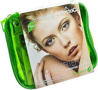 refectocil Sensitive Colours lash brow tinting Starter kit for Sensitive Skin