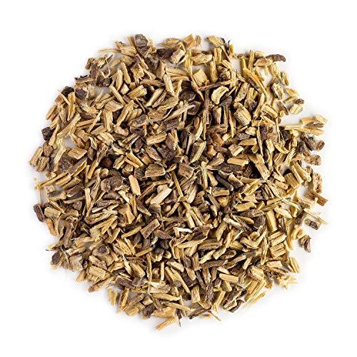 Süßholz Wurzel Biologischer Kräuter Tee – Ausgezeichnet zum Würzen von Speisen – Wunderbar süßer Lakritztee Süßholzwurzel - Süßhol - Lakritz Tee - Süßholztee 100g