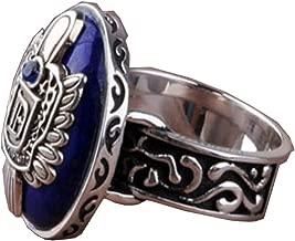 Signet Damon's Ring,Vampire Diaries Daylight Walking Stefan Finger Family Crest Fans Ring