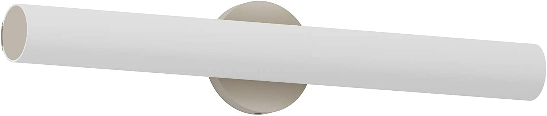 GetInLight LED Vanity Max 84% OFF Super intense SALE Light Bar Brushed f Bathroom Nickel light