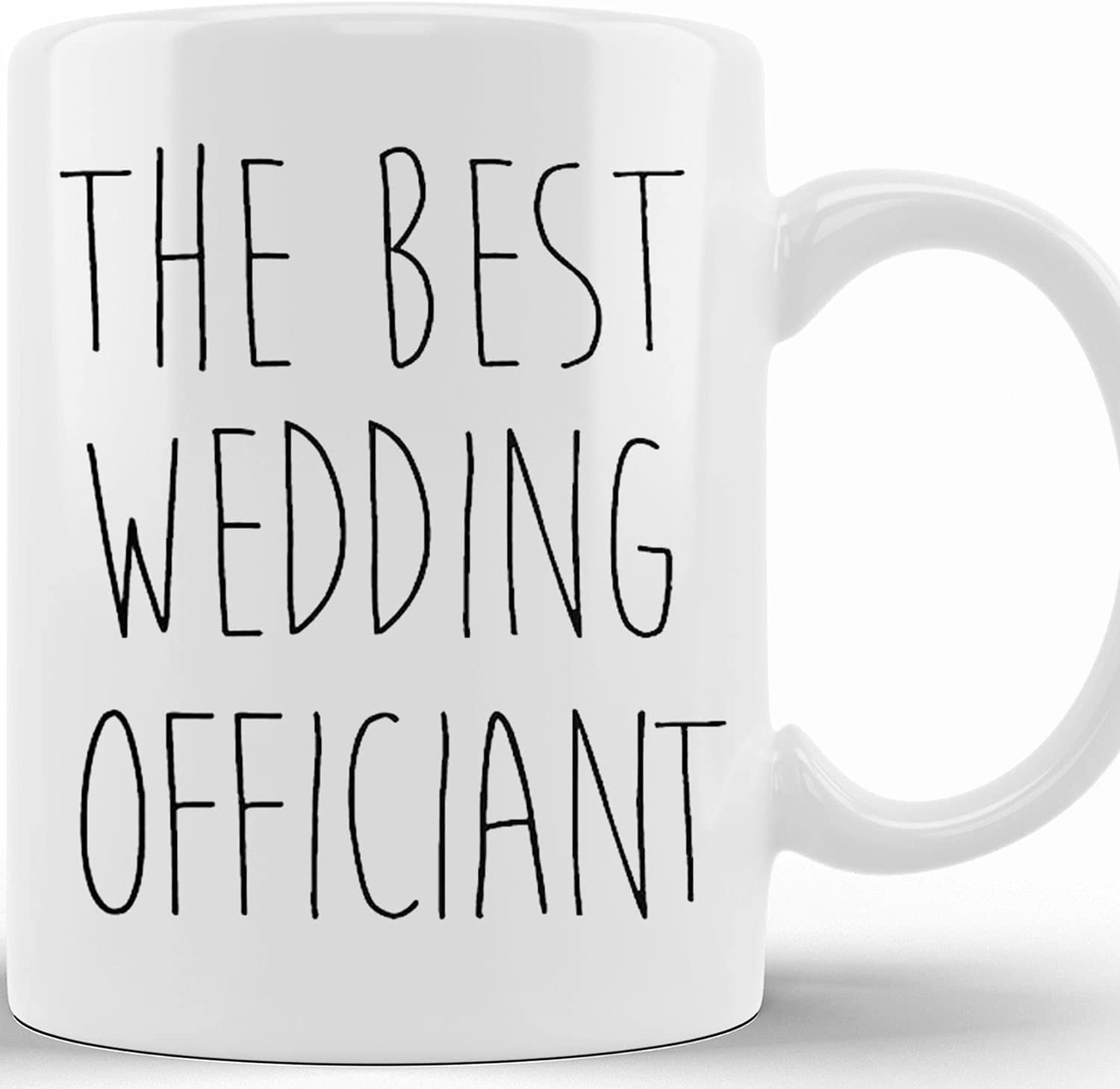 The Super popular specialty store Best Wedding Gift Excellent Officiant Personalized