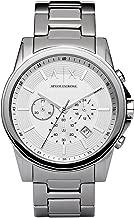 Armani Exchange Outerbanks Analog Silver Dial Men's Watch - AX2058