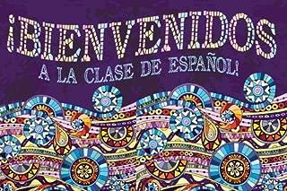 Carlex Spanish Welcome Poster