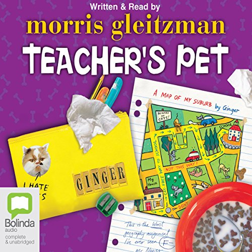 Teacher's Pet cover art