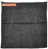 Steiner, 316-18X18, Welding Blanket, 18 in.W, Black