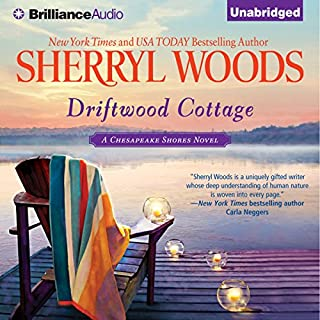 Driftwood Cottage audiobook cover art