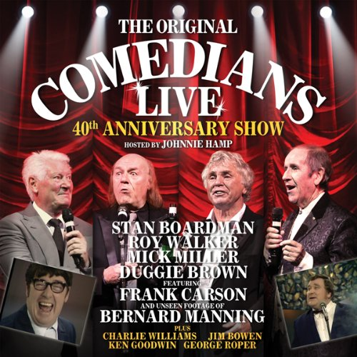 The Original Comedians Live cover art