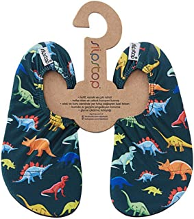 Slipstop Dino Çocuk Kaydırmaz Ayakkabı/Patik