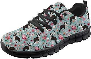 boston terrier tennis shoes