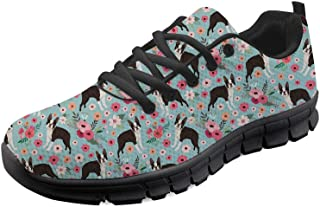 Showudesigns Fashion Classic Sport Sneaker Outdoor Walking Shoes for Women Youth Girl