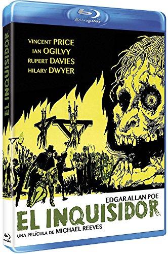 Witchfinder General - El Inquisidor (Blu ray) - Michael Reeves - Vincent Price.