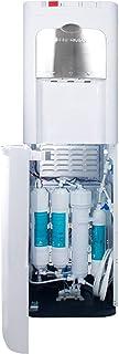 Dispensador de Agua con filtración por ósmosis inversa. Color Blanco. Agua fría, Caliente y Natural, con Sistema Auto-higienizante de Ozono.