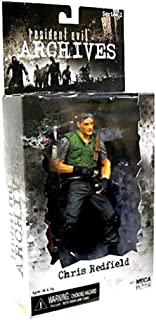 NECA Resident Evil Archives Series 1 Action Figure Chris Redfield