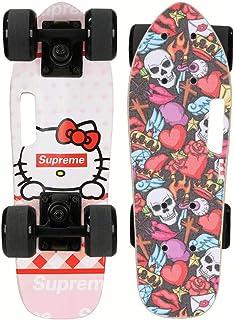 DaMuZ Monopatin Skate Tabla 18