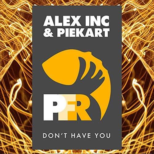 Alex Inc & Piekart