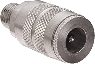 Dixon DC21S Stainless Steel 303 Air Chief Industrial Interchange Quick-Connect Hose Fitting, 1/4