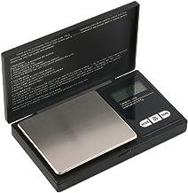 Hoosiwee Báscula Digitales de Precisión,100g 0.01g