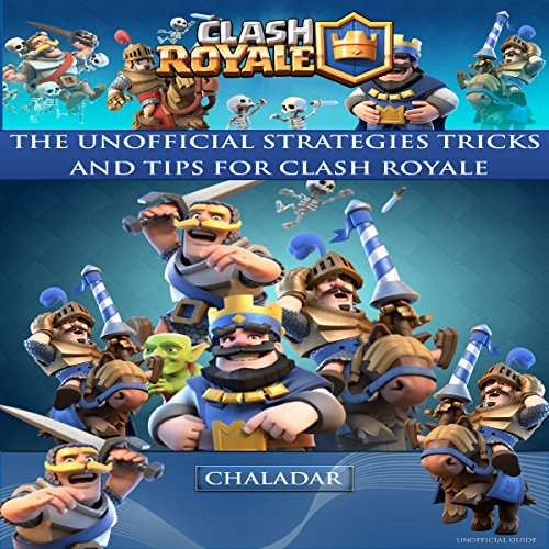 Clash Royale audiobook cover art