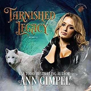 Tarnished Legacy audiobook cover art