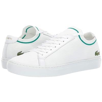 Lacoste La Piquee 119 1 CMA (White/Green) Men