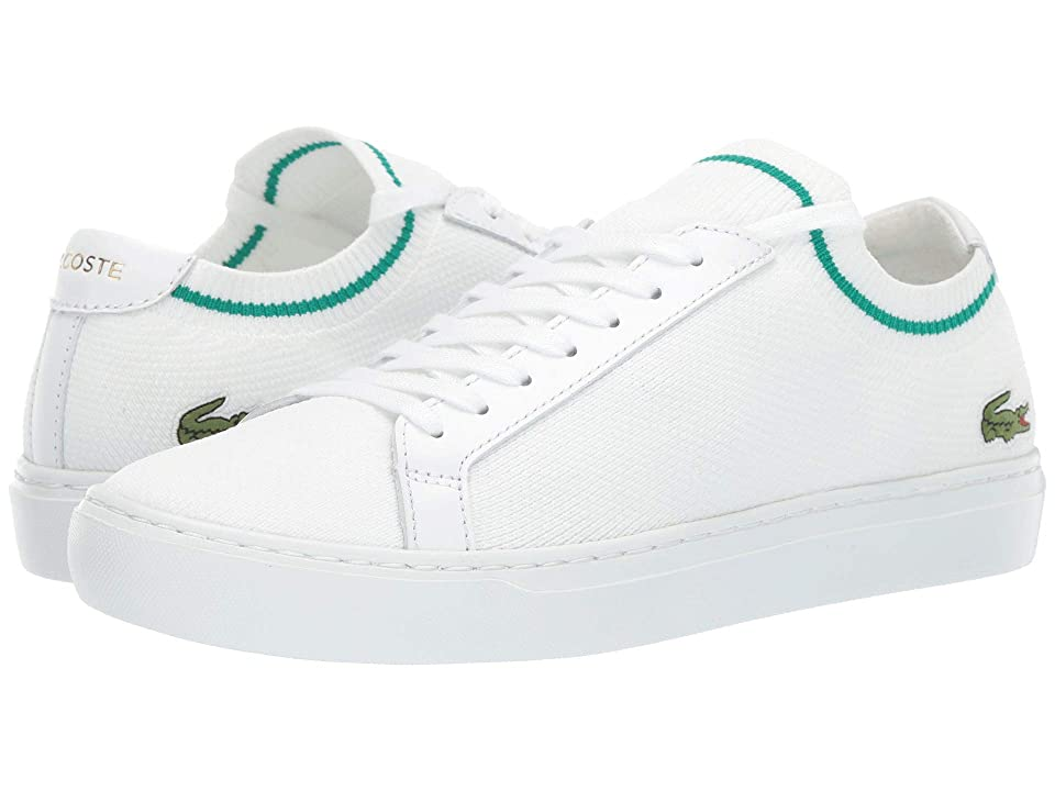 Lacoste La Piquee 119 1 CMA (White/Green) Men