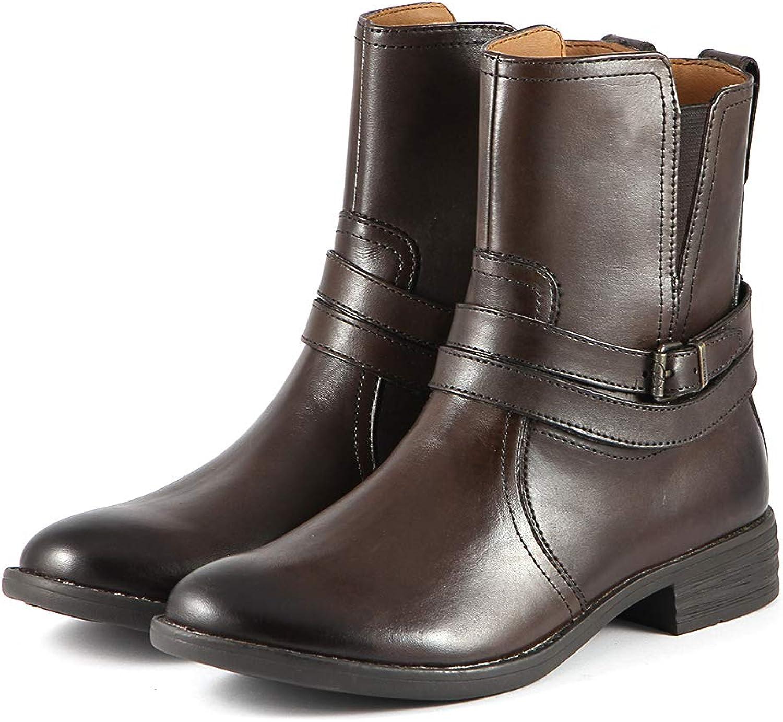 Bussola kvinnor Trapani Straps Ankle Boots, Tatum Straps Ankle Boots, Boots, Boots, Elastiska stövlar  billigt i hög kvalitet